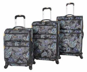 Lucas Designer Luggage Collection